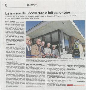 ouest-france page finist+¿re 26 sept