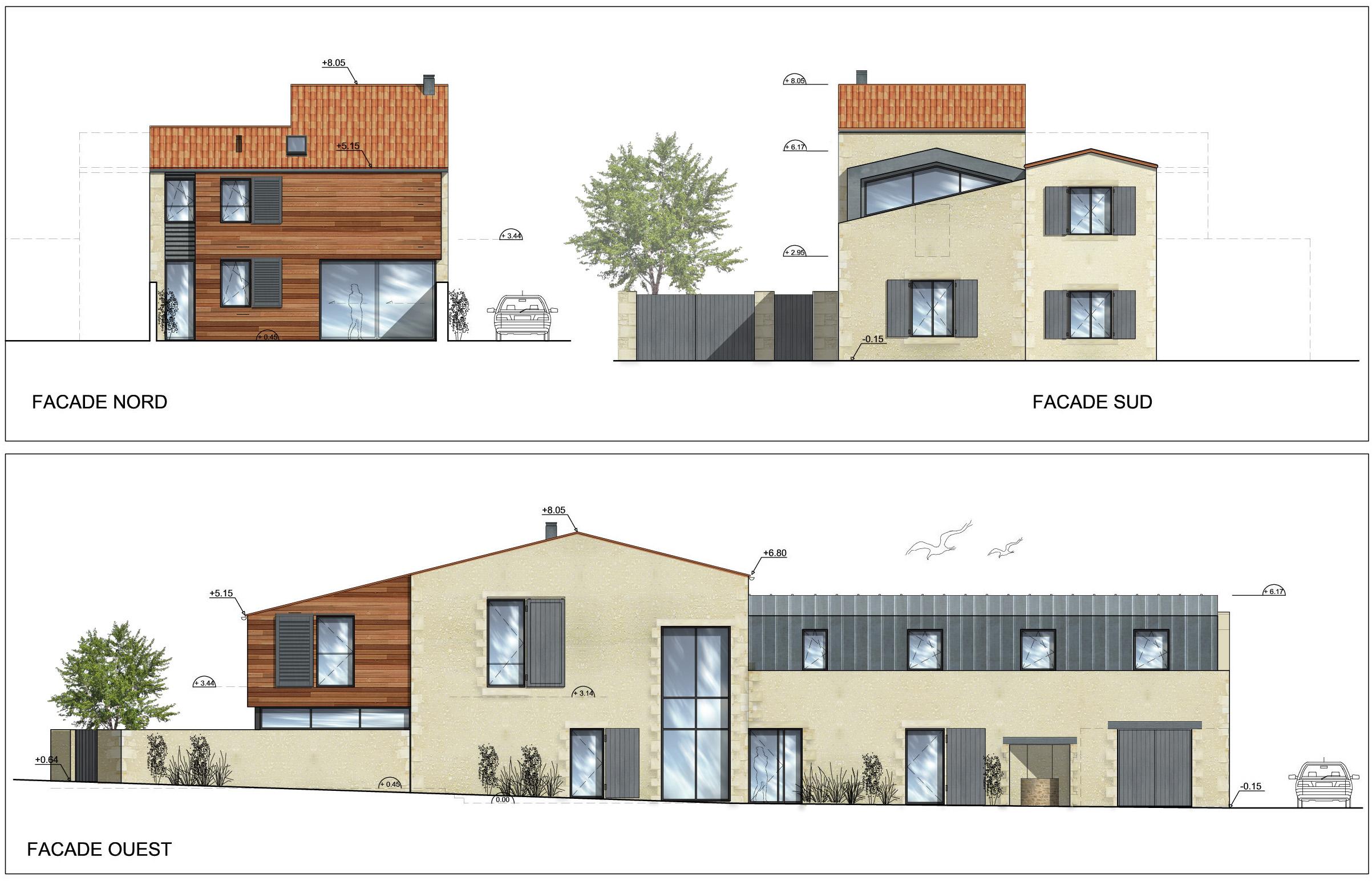 facades 3