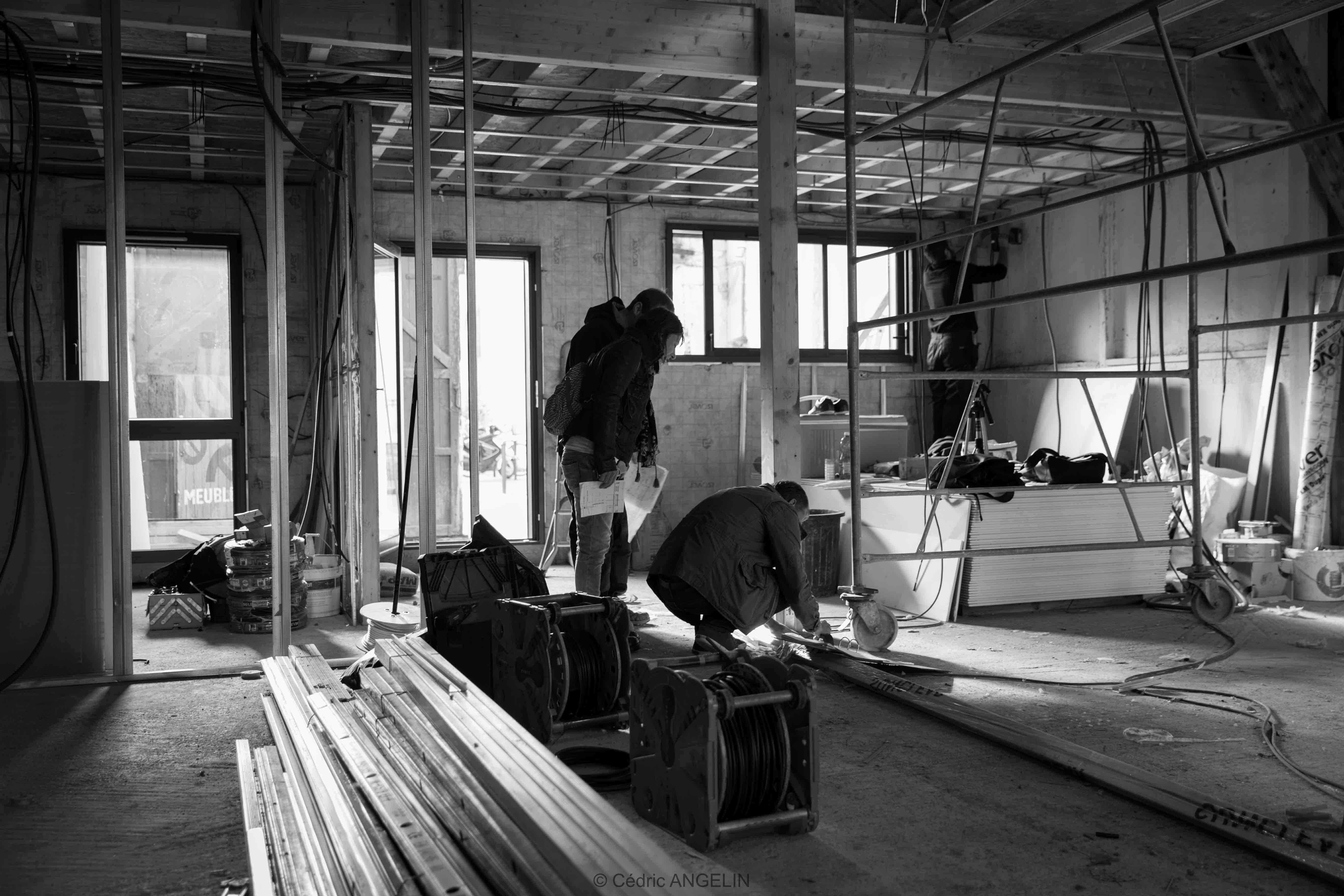 architecte Nantes loft