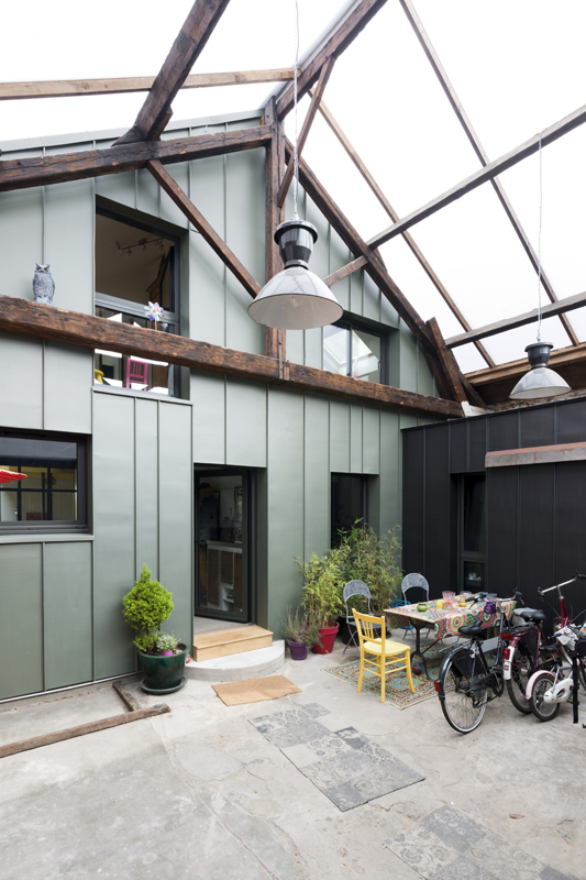loft nantes architecte nantes lr architecture. Black Bedroom Furniture Sets. Home Design Ideas