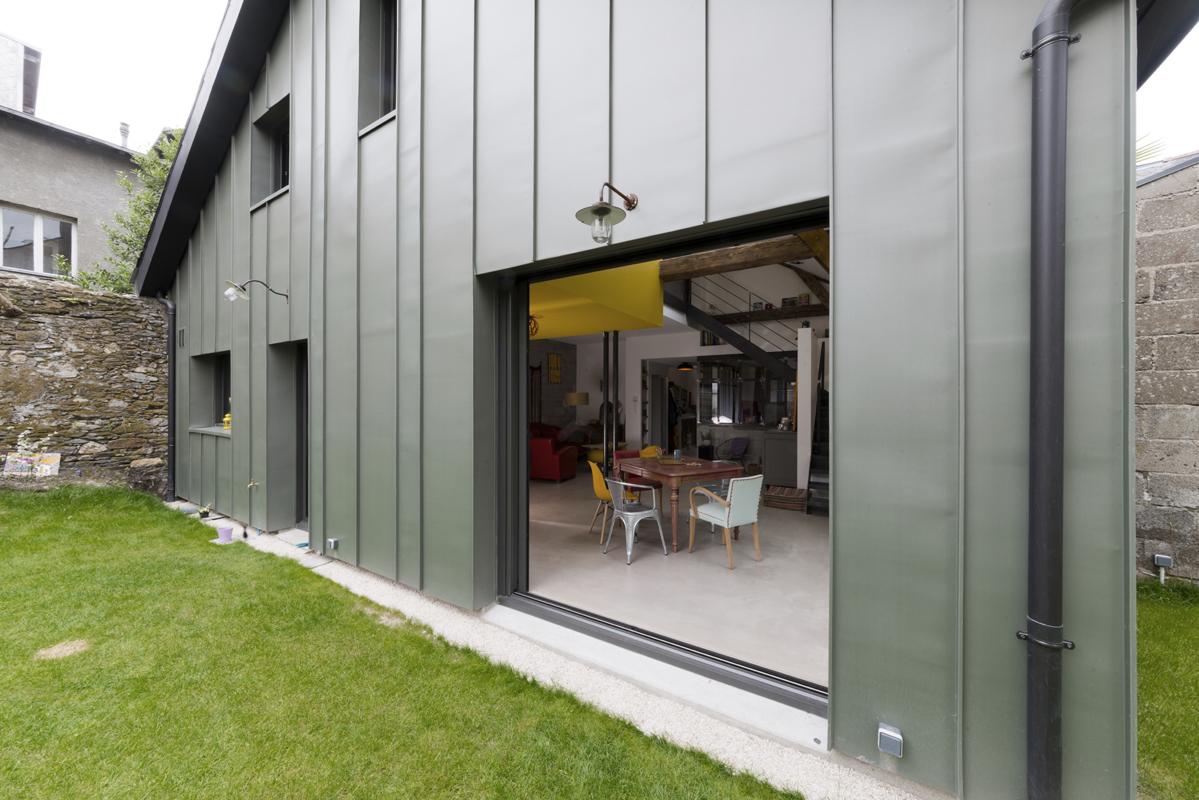Nantes Loft Architecture