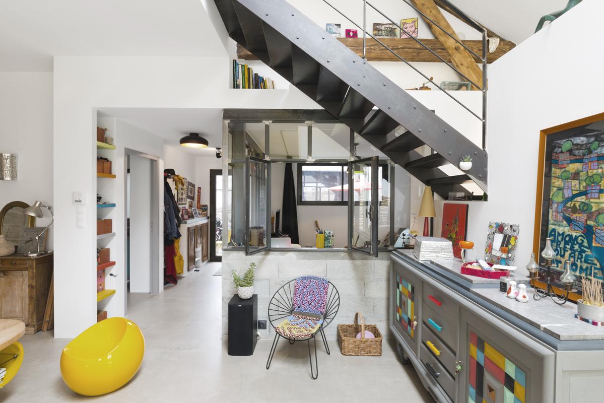 architecte loft nantes