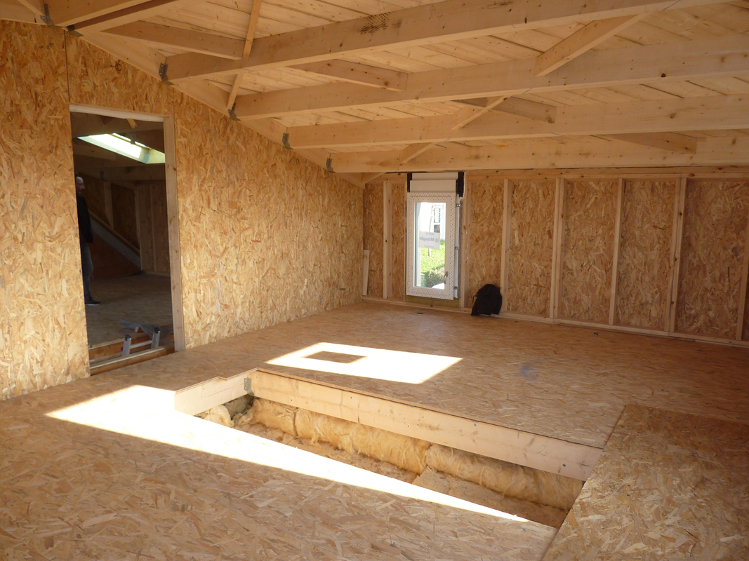Construction bois Nantes