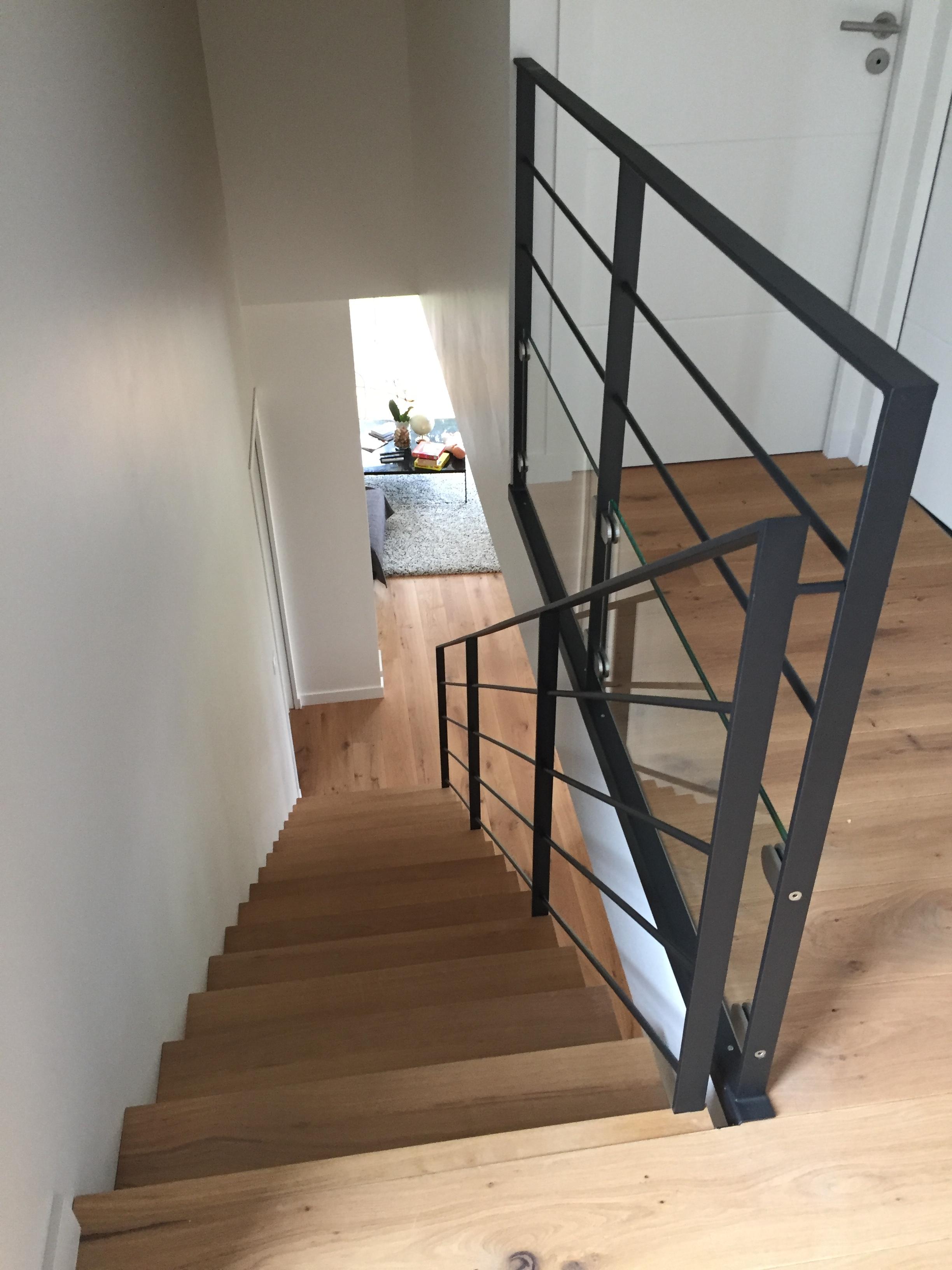 palier de l'etage