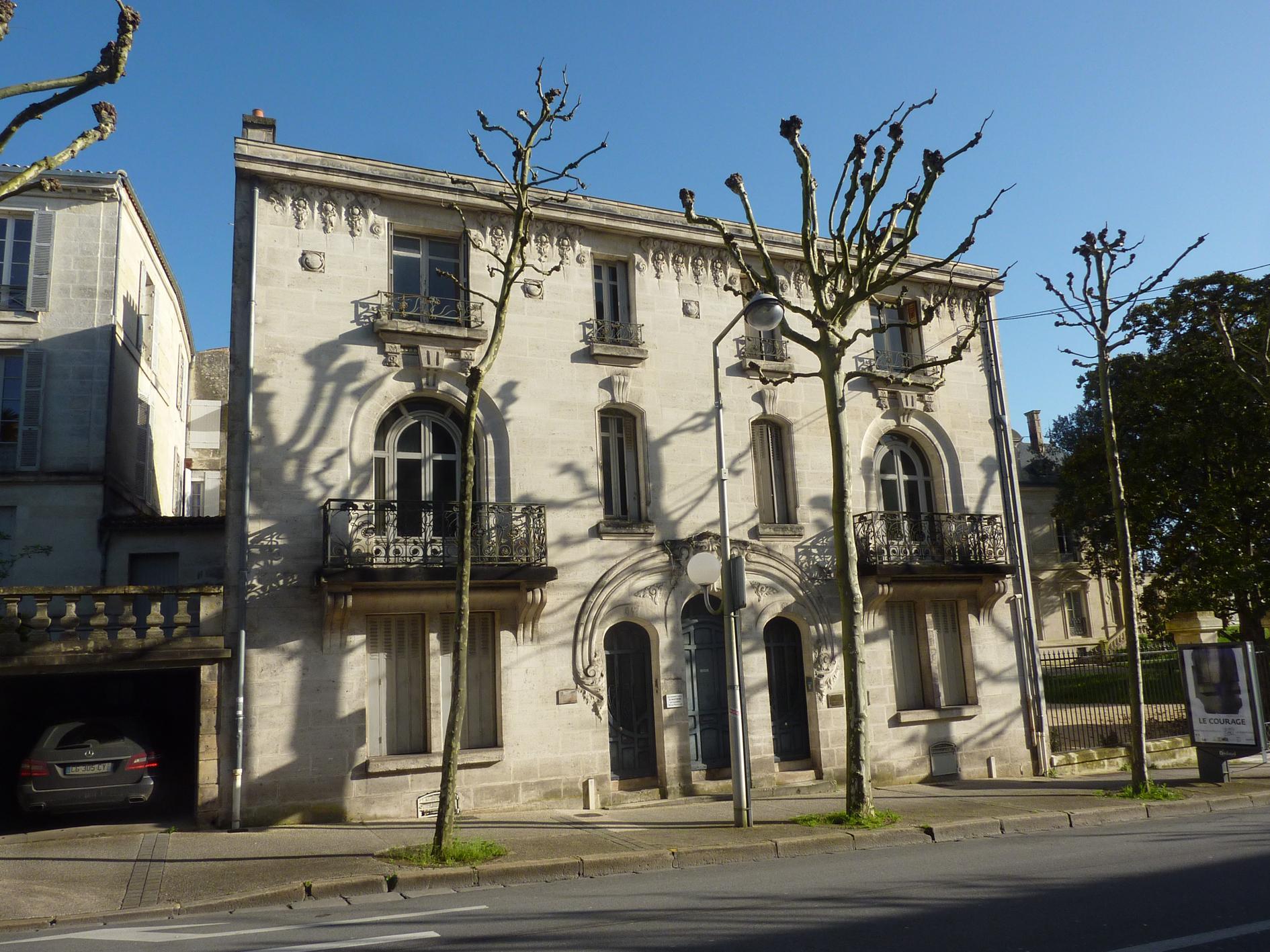 Réhabilitation d'un immeuble classé