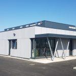 Architecte extension bureaux Carquefou