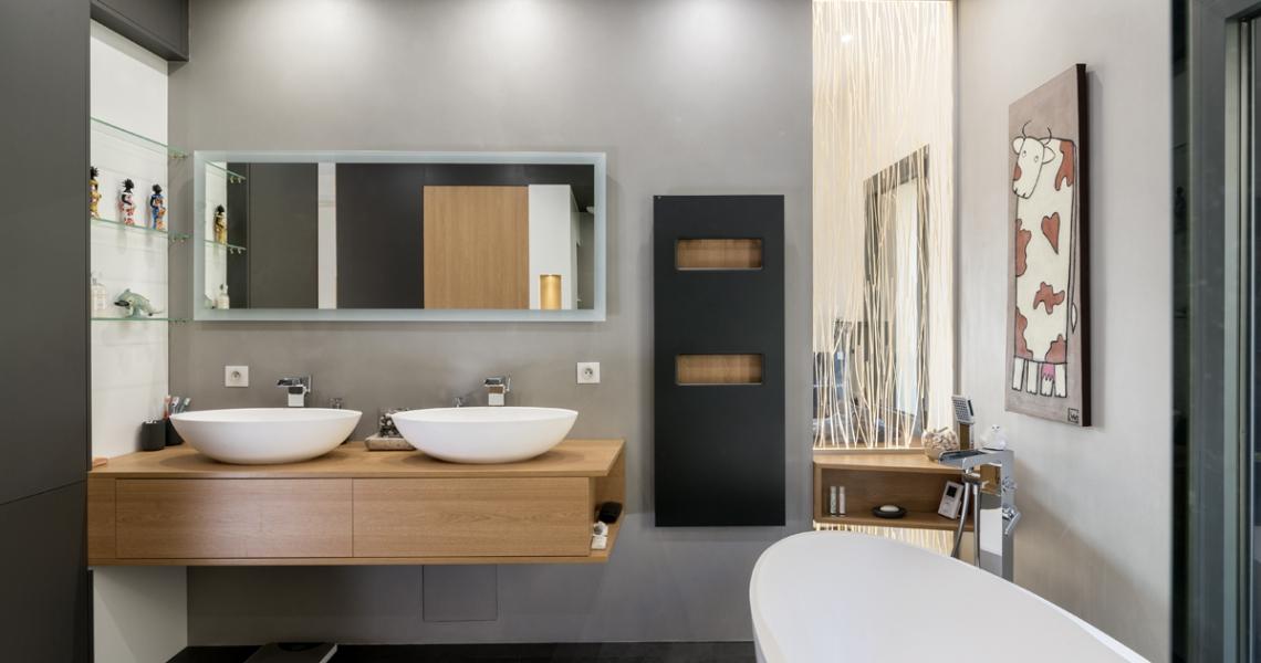 Rénovation Salle de bains à Nantes