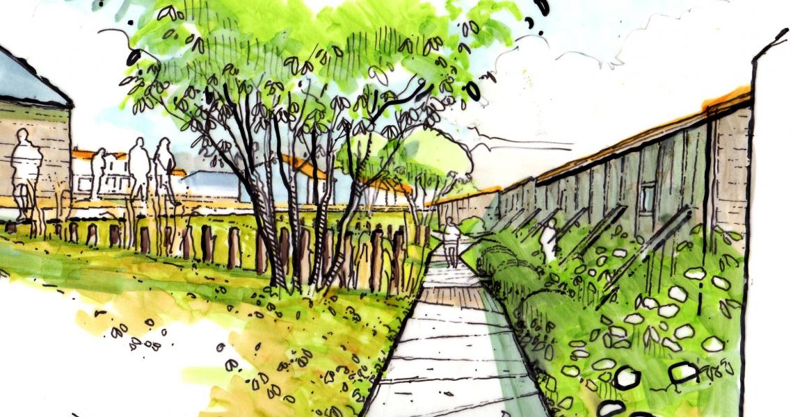 Musee de la construction navale noirmoutier 85 for Amenagements paysagers